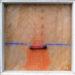 Pierre Courtois - Sans titre - Boîte, techniques mixtes - 18 x 18 x 5 cm - 2001