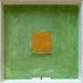 Pierre Courtois - Sans titre - Boîte, techniques mixtes - 50 x 50 x 7 cm - 2001