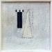 Pierre Courtois - Sans titre - Boîte techniques mixtes - 30 x 30 x 5 cm - 2004