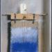 Pierre Courtois · Sans titre · Boîte, technique mixte · 90 x 30 x 11 cm · 1988