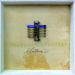 Pierre Courtois - Sans titre - Boîte, techniques mixtes - 20 x 20 x 5 cm - 2002
