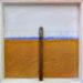 Pierre Courtois - Boîte sans titre, technique mixte - 20 x 20 x x 5 cm - 1997