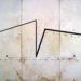 Pierre Courtois – Sans titre – Enduits muraux, pigments sur panneau - 270 x 186 cm - 2002