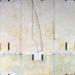 Pierre Courtois . Sans titre . Enduits et pigments sur panneaux . 200 X 247 cm - 1997