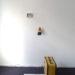 Pierre Courtois - Va chemin– Installation Galerie Détour, Jambes/Namur (B) - 2012