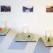 Pierre Courtois - De Nisramont à Liège - Installation (Détail), expo. CAP à Liège - Centre wallon d'art contemporain La Châtaigneraie - 2015