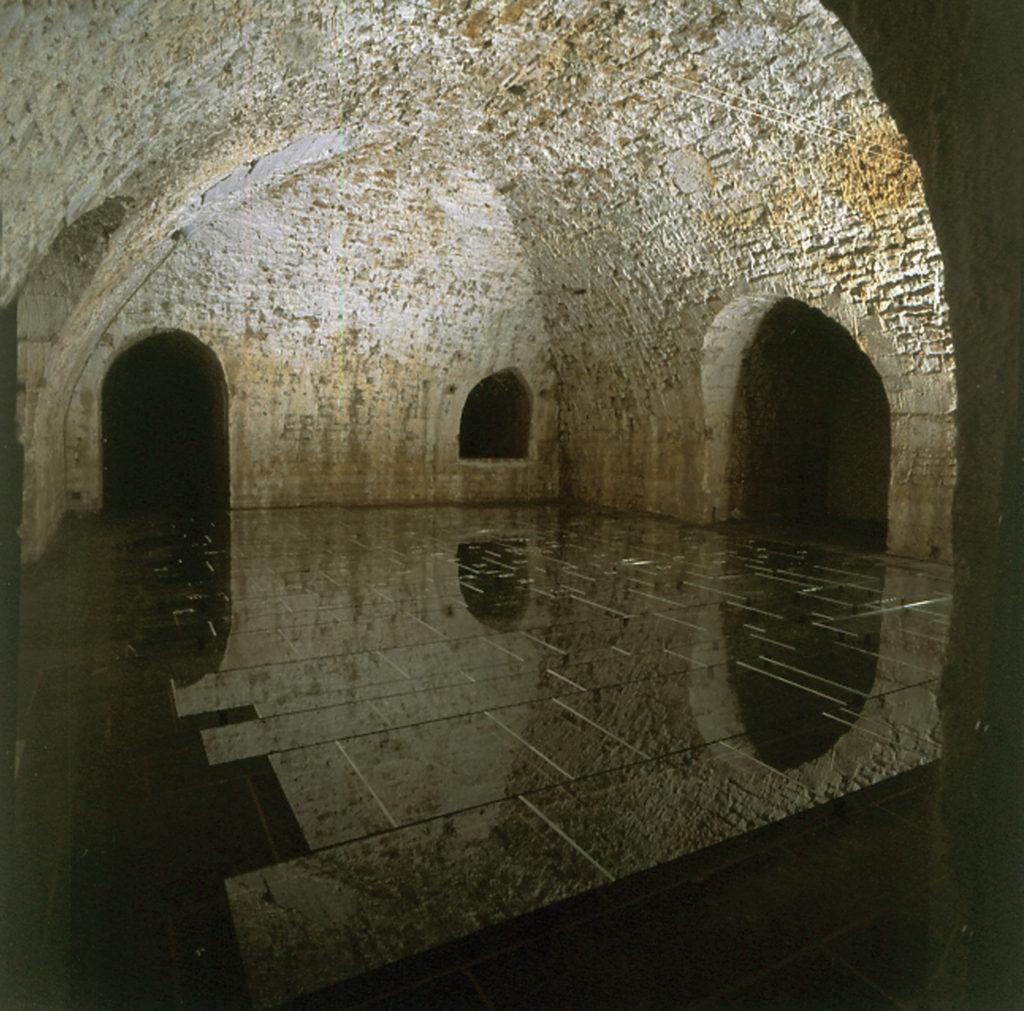 Pierre Courtois · Clair et clair · Intégration Abbaye d' Orval (B) · 1994