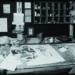 Reconstitution de l'atelier - Installation, Palais desB-Arts, Bruxelles, Détail. BE, 1980