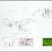 Pierre Courtois · Paysage A paysage B · Technique mixte, 60 x 84 cm · 1973