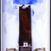 Pierre Courtois · Sans titre · Boîte, technique mixte, 90 x 30 x 11 cm · 1993