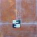 Pierre Courtois - Sans titre - Boîte techniques mixtes - 50 x 50 x 7 cm - 2004