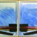 Pierre Courtois · Sans titre · Boîte, technique mixte, 30 x 180 x 11 · 1991