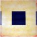 Pierre Courtois – Sans titre – Enduits muraux, pigments sur panneau - 93 x 93 (3) - 2012