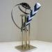 Pierre Courtois – Projet trophée – Montage technique mixte - 30 x 10 x 10 cm - 2010