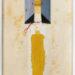 Pierre Courtois – Sans titre - Boîte, techniques mixtes et métal – 65 x 46 x 5 cm - 2013