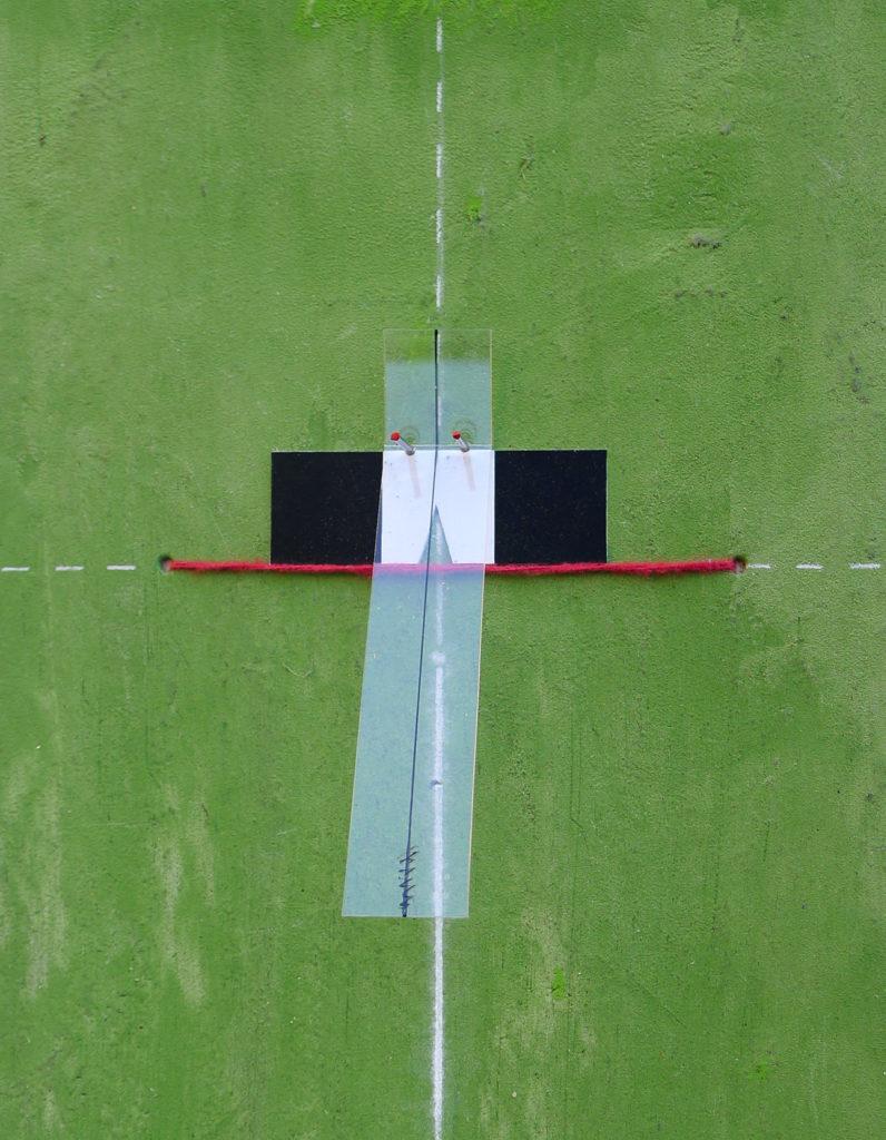 Pierre Courtois - Sans titre Réf. 19231914 - Boîte technique mixte. 23 x 19 x 4 cm - 2019